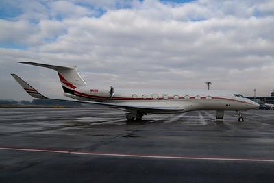 Gulfstream / G650ER / N40D