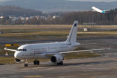Airbus / A319 CJ / Repubblica Italiana