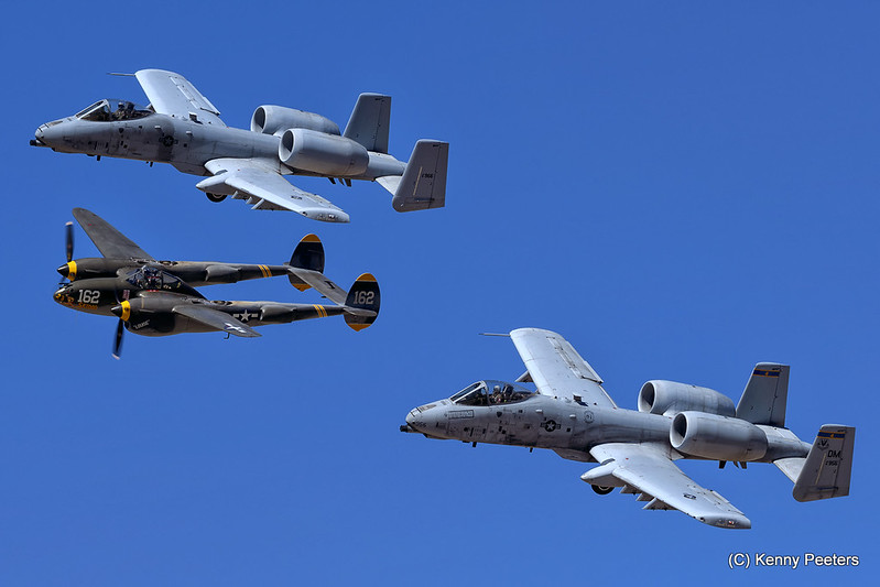 A-10+P-38
