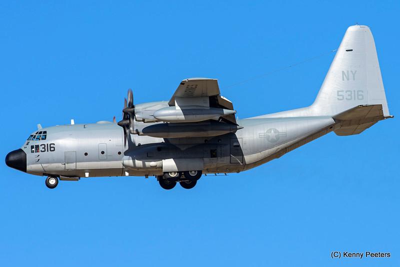 165316 KC-130T  MARINES VMGR-452