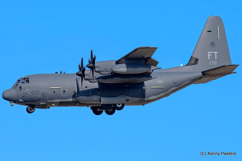 10-5717  HC-130J USAF 79th RQS