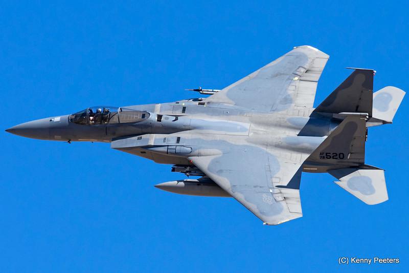 78-0520  F-15C   USAF  64th AGRS