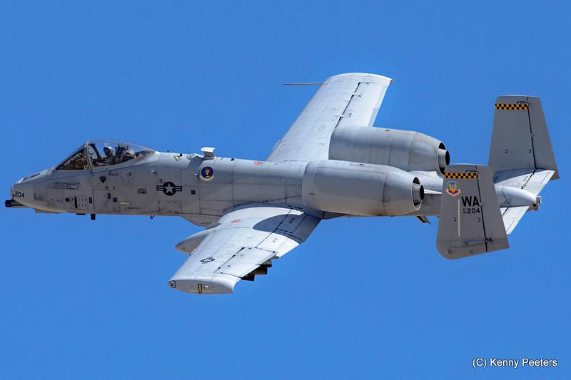 80-0204   A-10C  USAF 66th WPS