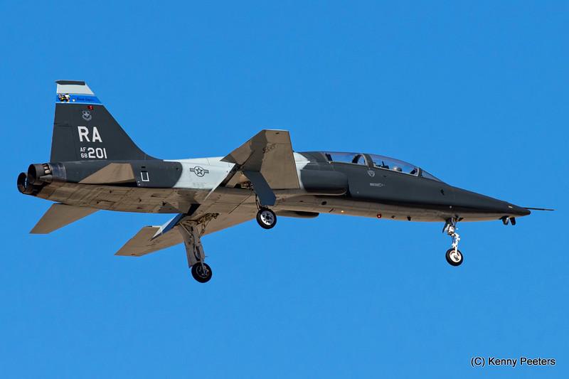 68-8201 T-38C  USAF 435th FTS