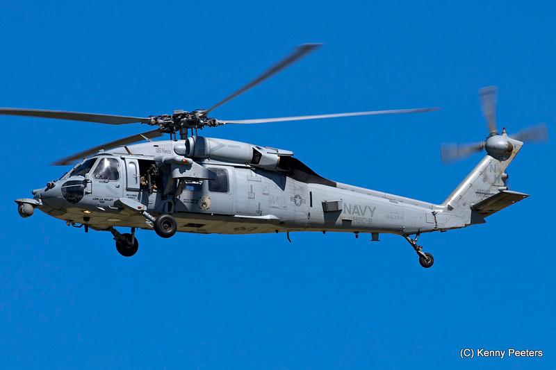 "168394  MH-60S Knighthawk   NAVY  ""HSC-8 Eightballers"""
