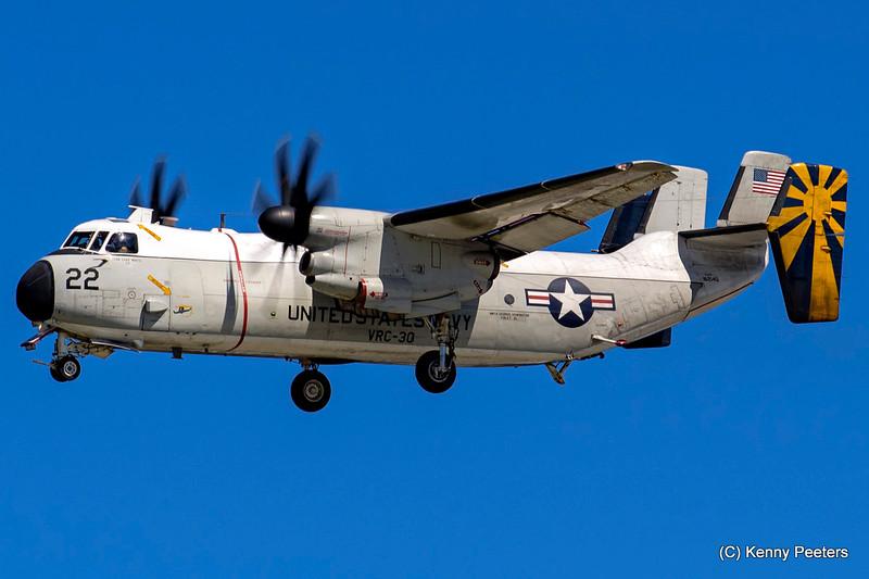 "162140   C-2A  Greyhound NAVY  ""VRC-30   Providers"""