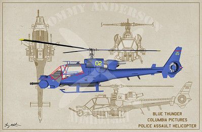 Aviation art profile series tommy anderson publishing and photography civilian aircraft profile art malvernweather Gallery