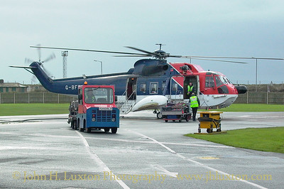 British International Helicopters - October 25, 2002
