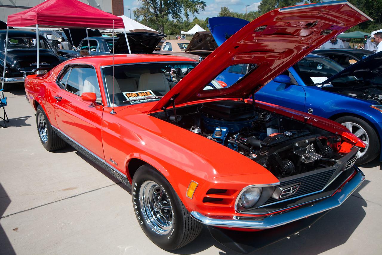 1970 Mustange Mach 1.