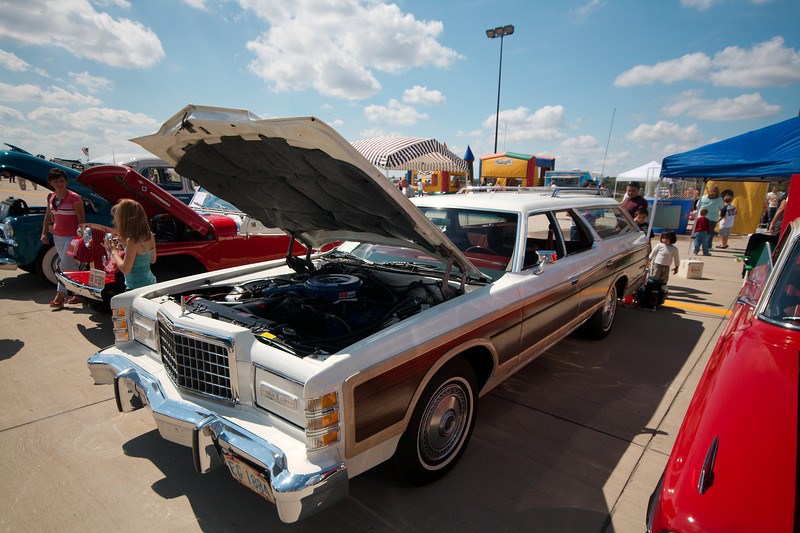 A Family Truckster...Ford Country Squire wagon