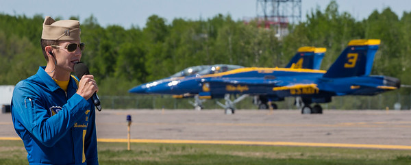 Blue Angels Performance
