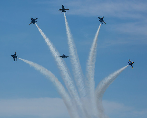Blue Angels Performance