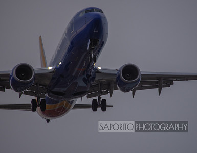 Southwest 737-800