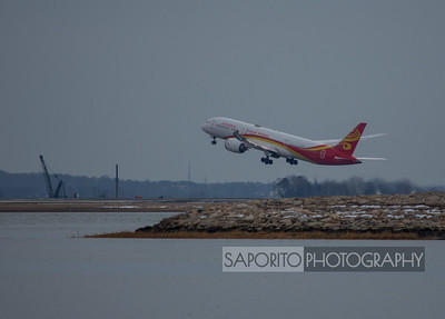 Hainan Airlines 787