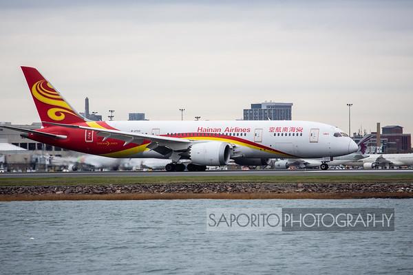Hainan 787 BOS