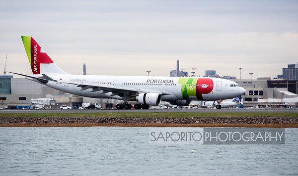 TAP A330 BOS