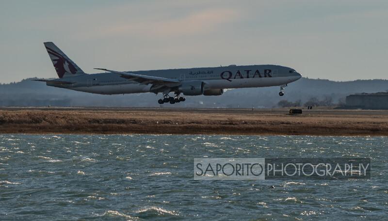 Qatar 777-300ER