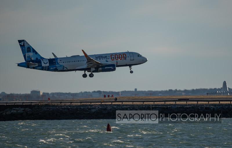 "JetBlue A320 JetBlue for Good"" Livery"
