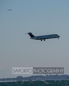 Delta 717 with Company
