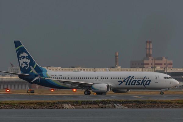 Alaska Airlines 737-900