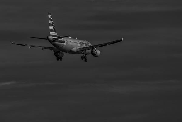 American A320