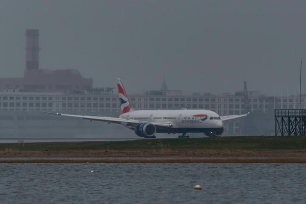 British Airways 787-9