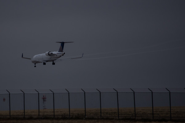United CRJ-200ER