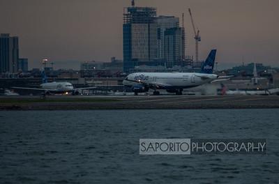 JetBlue A320s
