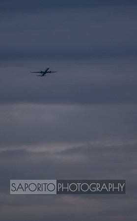 Delta 757 - Missed Approach