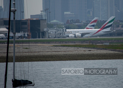 Two A-380s