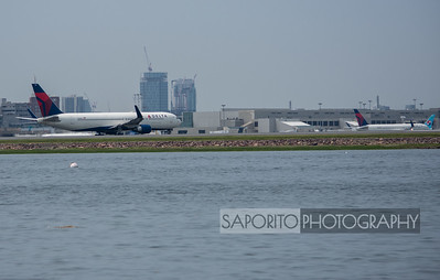 Delta - two 767-300s