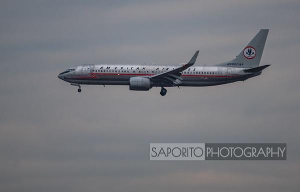American 737-800 - Retro Livery