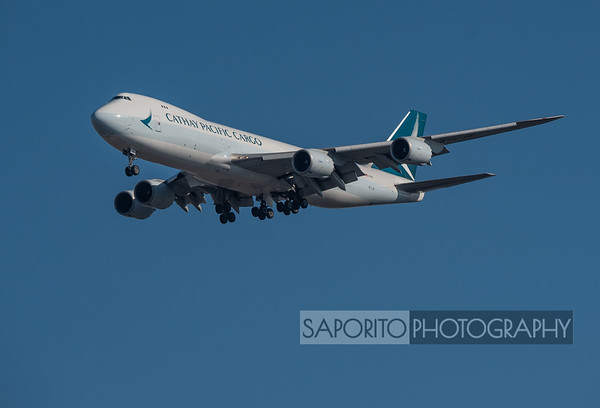 Cathay Pacific 747-8