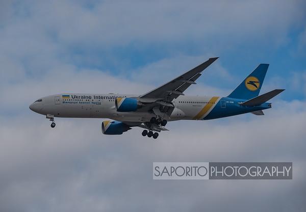 Ukraine 777-200ER