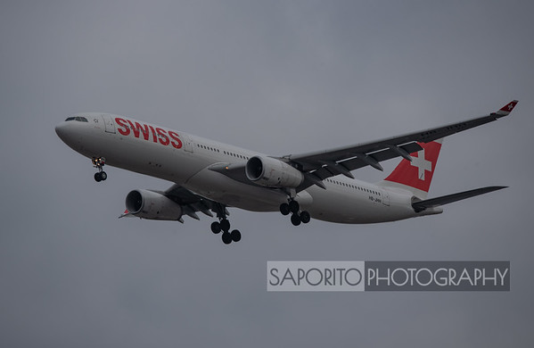 Swiss A330-300