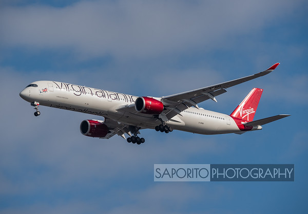 Virgin Atlantic A350-1041