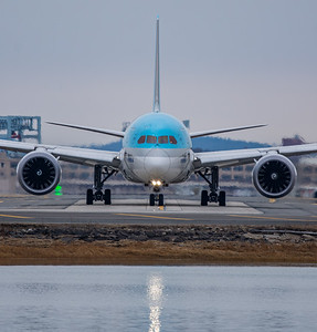 Korean Airlines 787