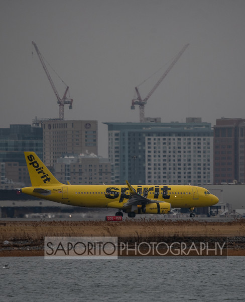 Spirit A320