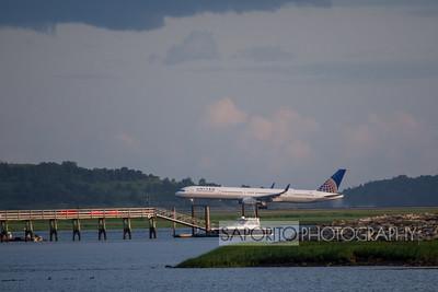 United 757-300