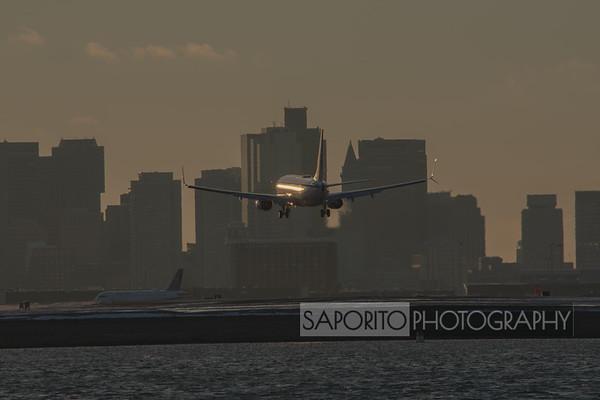 Private Boeing 737-700