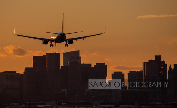 American 737 NG