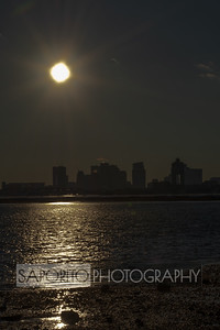 Boston - late afternoon