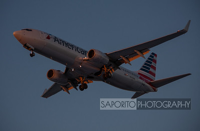 American Airlines 737 NG
