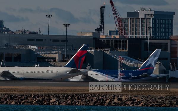 Delta 767-400, Lan/LATAM Chile