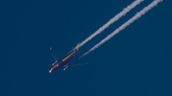 DHL A330