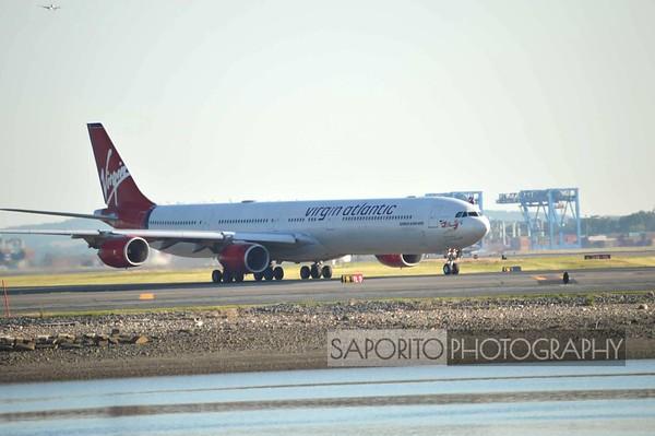 Virgin Atlantic A340