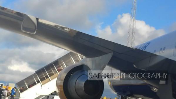 My plane - Icelandair 767