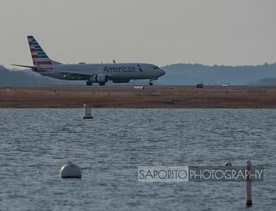 American 737-800