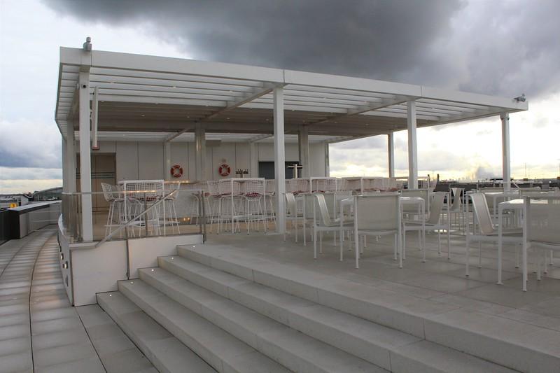 TWA Hotel Roof Lounge - New York JFK Airport