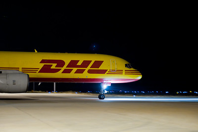 DHL Nosing its way out